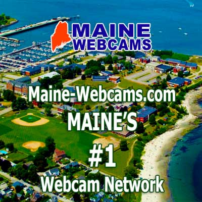 Over 100 Maine Webcams and Live Video Feeds