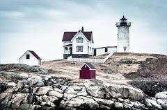 Nubble Lighthouse Webcam [VIDEO]