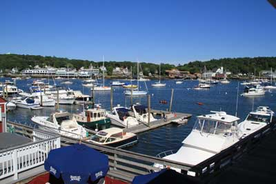 Boothbay Harbor Webcam