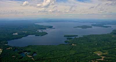 Sebago Lake Webcam