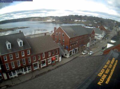 Damariscotta Maine Webcam