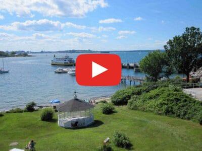 Peaks Island Webcam