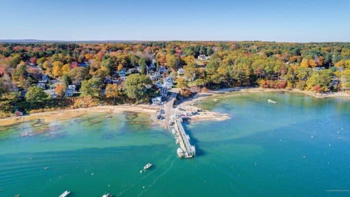 Falmouth Maine Webcam
